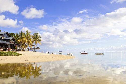 Mauritius Insel-Strand