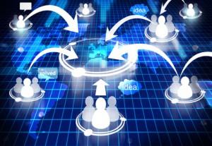 Outsourcing auf der Welt
