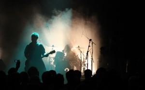 Ein Rock Konzert