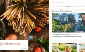 Frische Impulse für die frische Küche: Das neue Onlinemagazin von Kaufland