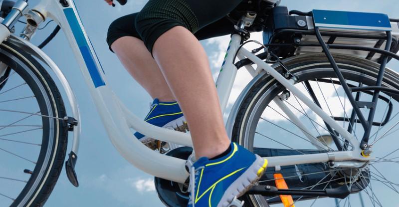 Ein Trend tritt in die Pedale: Ich e-bike jetzt!