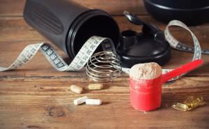Eiweißpulver zum Muskelaufbau: Was ist Whey-Protein