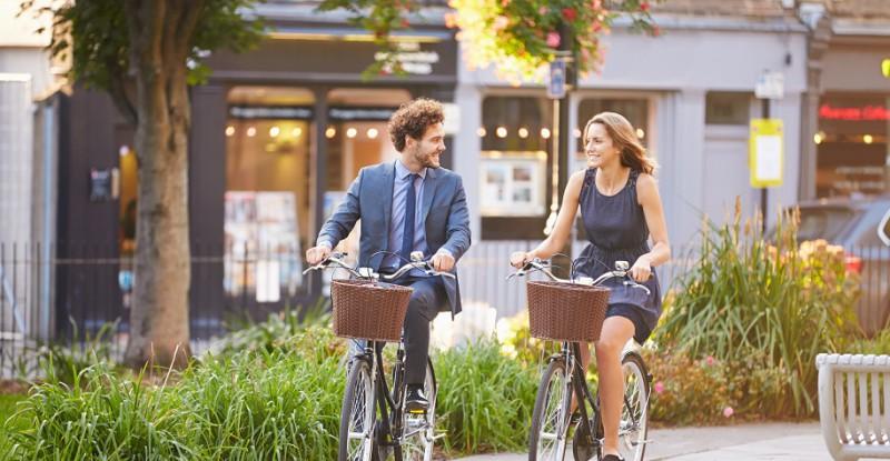 Die fahrradfreundlichsten Städte weltweit